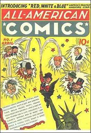 All-American Comics (1939) 1-A