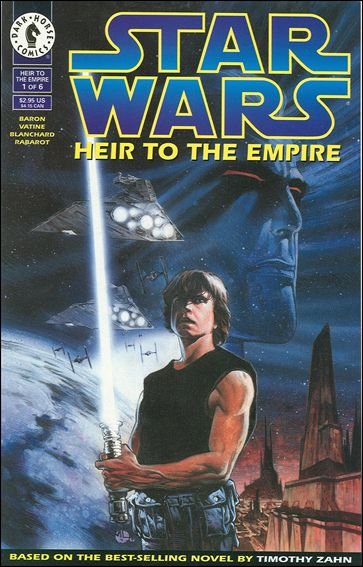 Star Wars: Heir to the Empire 1-A by Dark Horse