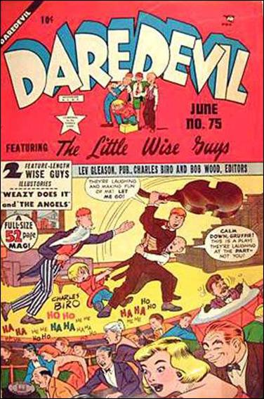 Daredevil (1941) 75-A by Lev Gleason Productions