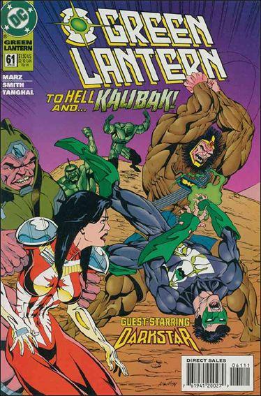 Green Lantern (1990) 61-A by DC