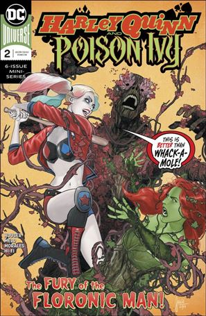 Harley Quinn and Poison Ivy 2-A