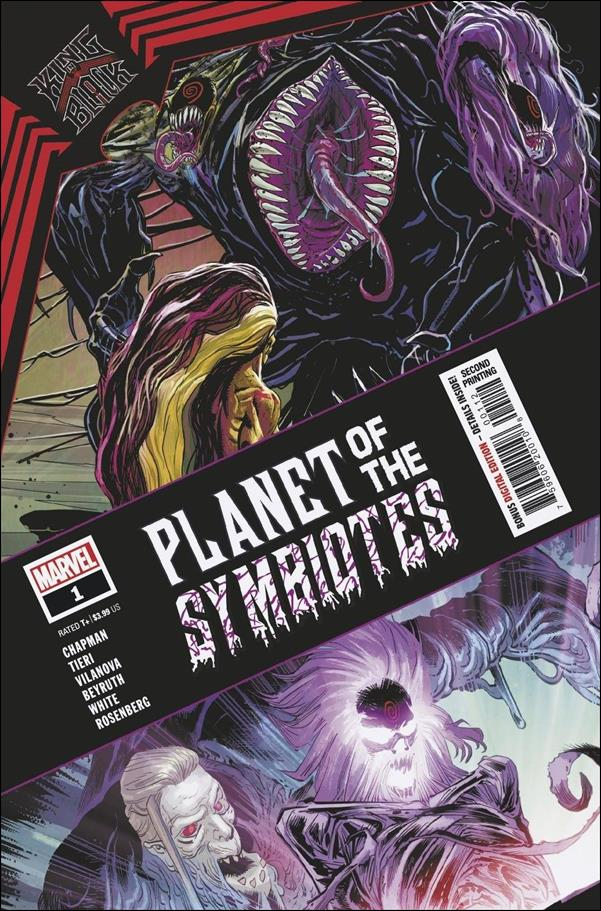 King in Black: Planet of the Symbiotes 1-J by Marvel