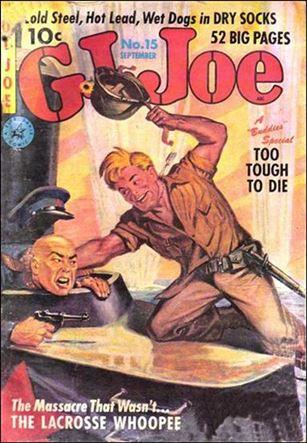 G.I. Joe (1951) 15-A