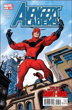 Avengers Academy 7-A