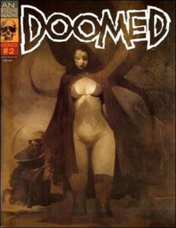 Doomed 2-A by IDW
