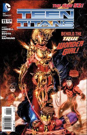 Teen Titans (2011) 11-A