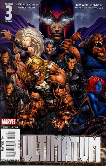 Ultimatum 3-A by Marvel
