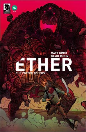 Ether: The Copper Golems 4-A