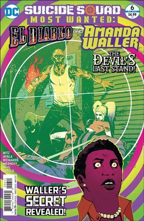 Suicide Squad Most Wanted: El Diablo & Boomerang 6-A