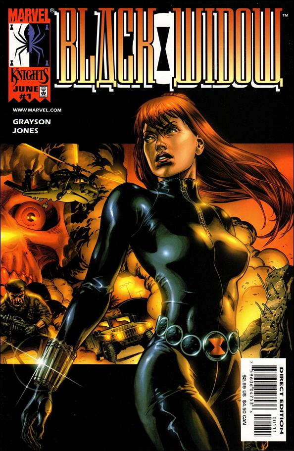 Black Widow (1999) 1-A by Marvel