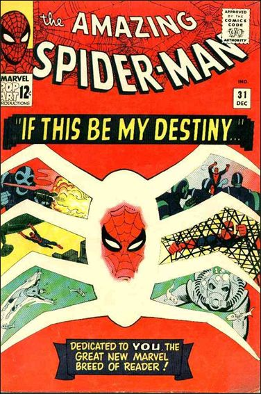 Amazing Spider-Man (1963) 31-A by Marvel