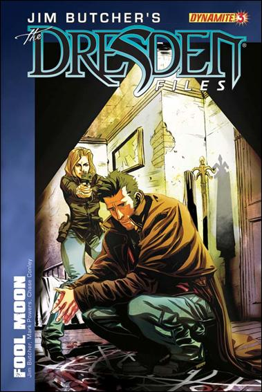 Jim Butcher's The Dresden Files: Fool Moon 3-B by Dynamite Entertainment