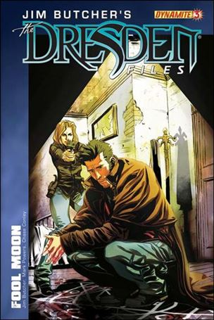 Jim Butcher's The Dresden Files: Fool Moon 3-B