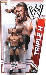 WWE Superstars (2012) Triple H by Mattel