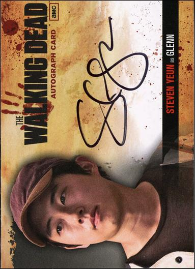 Walking Dead (Autograph Subset) A6-A by Cryptozoic Entertainment