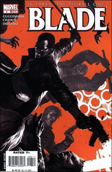Blade (2006) 6-A by Marvel
