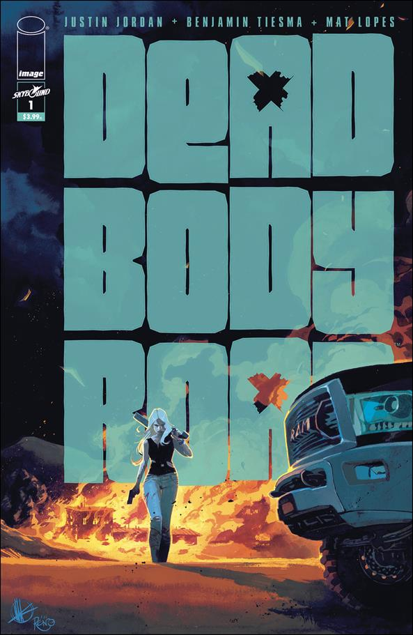 Dead Body Road: Bad Blood 1-A by Skybound Entertainment