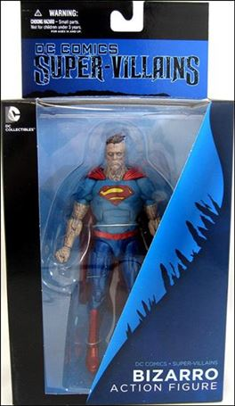 DC Comics Super Villains Bizarro