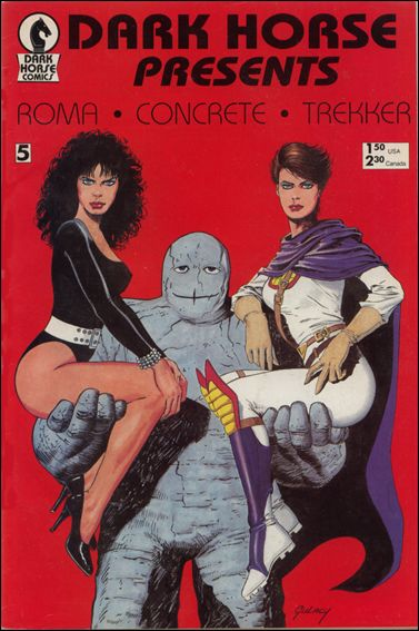 Dark Horse Presents (1986) 5-A by Dark Horse