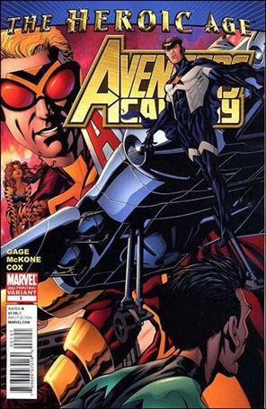 Avengers Academy 1-D