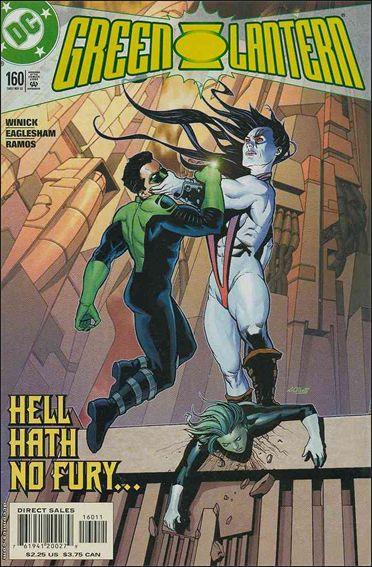 Green Lantern (1990) 160-A by DC