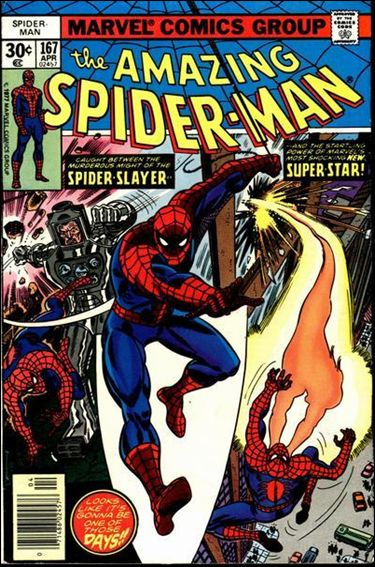 Amazing Spider-Man (1963) 167-A by Marvel