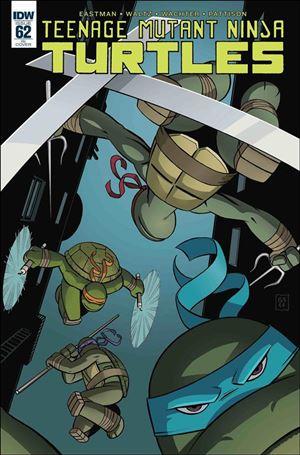 Teenage Mutant Ninja Turtles (2011) 62-C