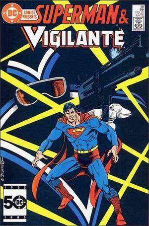 DC Comics Presents 92-A