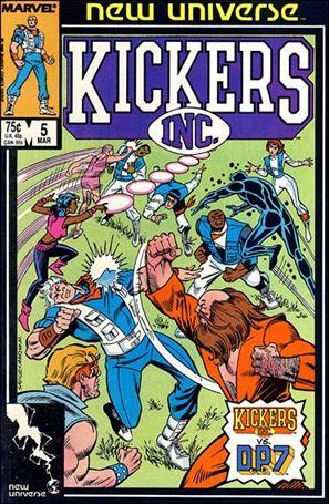 Kickers, Inc. 5-A