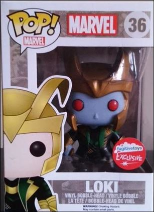 POP! Marvel Loki (Frost Giant)