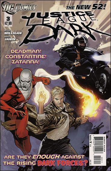 Justice League Dark 3-A by DC