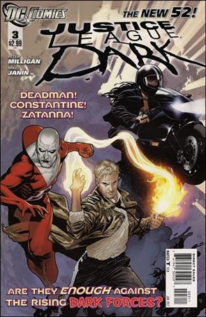 Justice League Dark 3-A