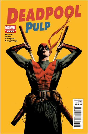 Deadpool Pulp 2-A by Marvel