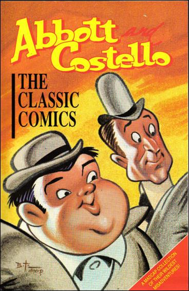 Abbott and Costello: The Classic Comics 1-A by Eternity