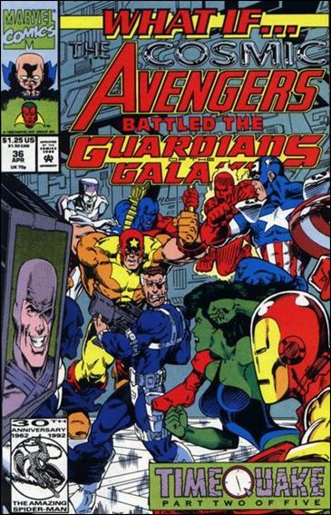 What If...? 36-A by Marvel