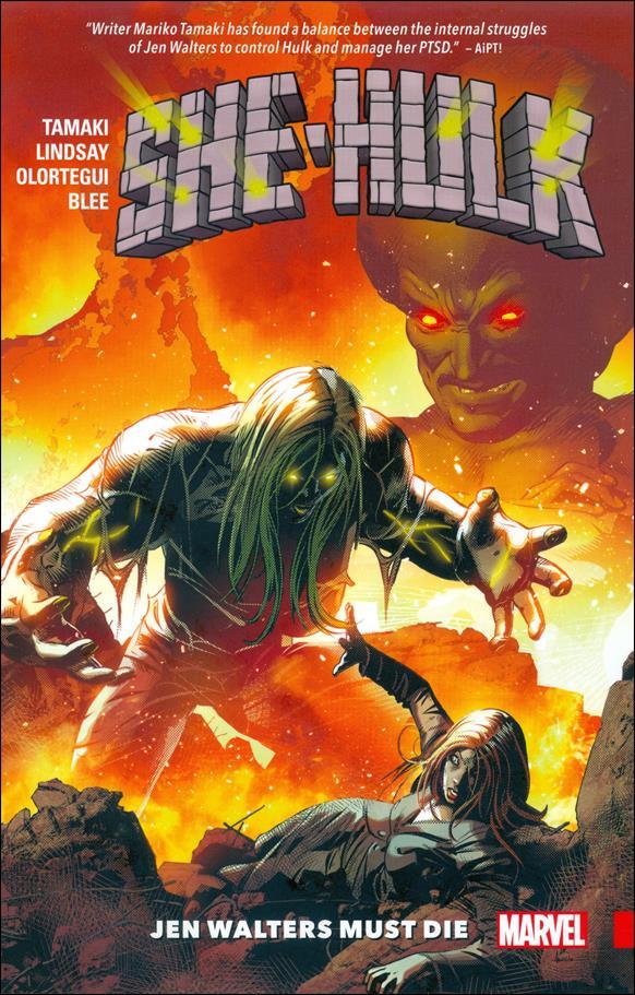 She-Hulk (2017) 3-A by Marvel