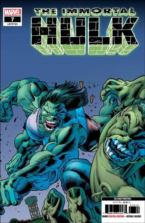 Immortal Hulk 7-E