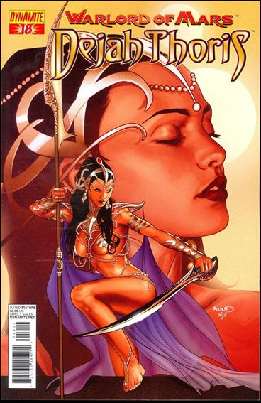 Warlord of Mars: Dejah Thoris 18-A by Dynamite Entertainment
