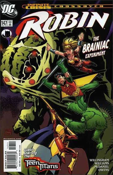 Robin (1993) 147-A by DC