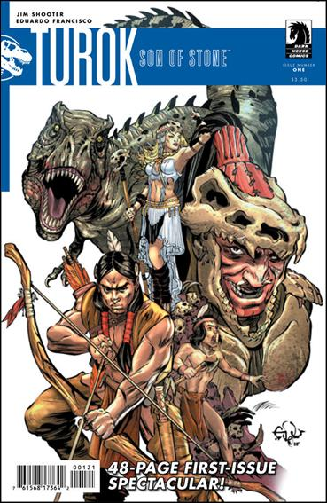 Turok, Son of Stone (2010) 1-B by Dark Horse
