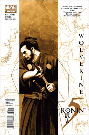 5 Ronin 1-A by Marvel
