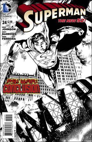 Superman (2011) 24-B