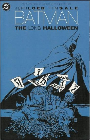 Batman: The Long Halloween 1-A by DC