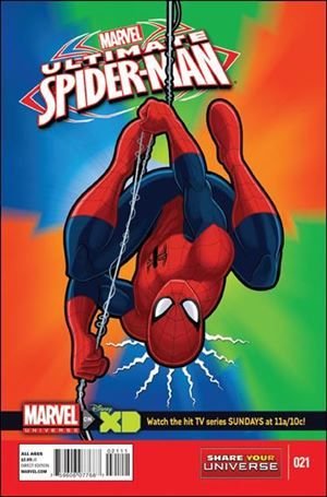 Ultimate Spider-Man (2012) 21-A