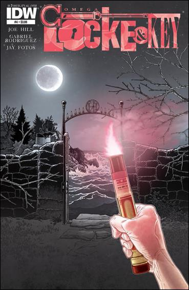 Locke & Key: Omega 4-A by IDW