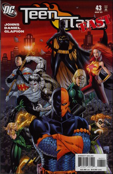 Teen Titans (2003) 43-A by DC
