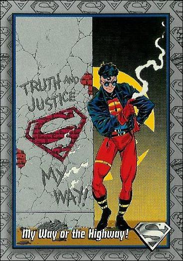 Return of Superman (Base Set) 32-A by SkyBox