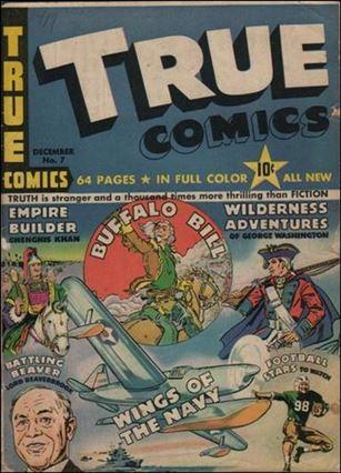 True Comics 7-A