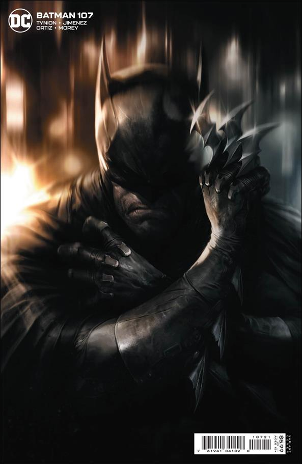 Batman (2016) 107-B by DC