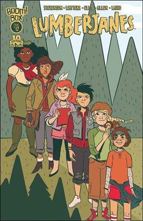 Lumberjanes 17-A